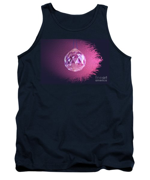 Purple Blaze Tank Top