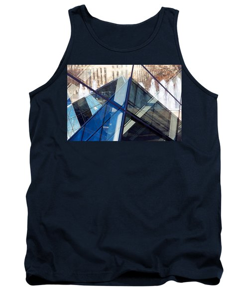 Pyramid Skylights Tank Top