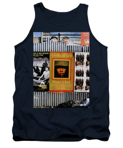 Tank Top featuring the photograph Queen Badu by Rebecca Harman