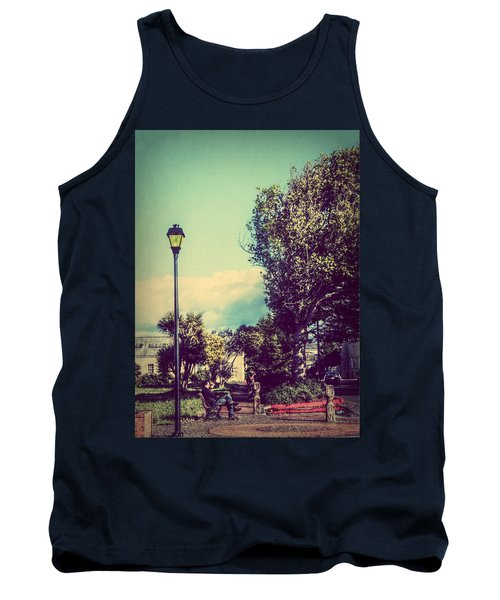Quiet Reflections Tank Top by Melanie Lankford Photography