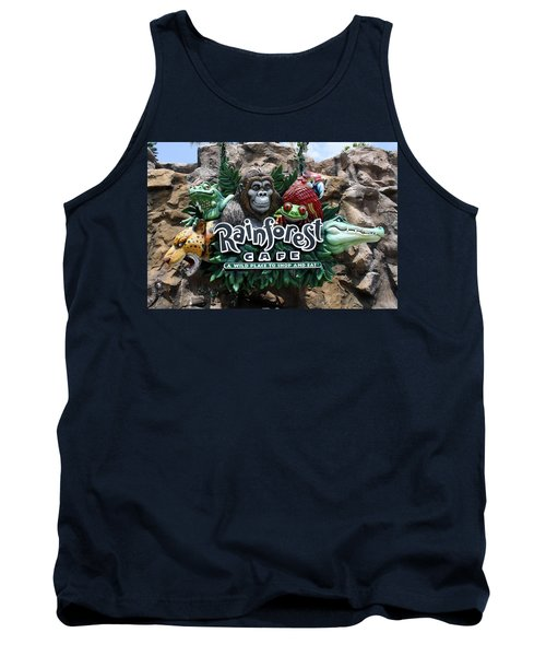 Rainforest Tank Top