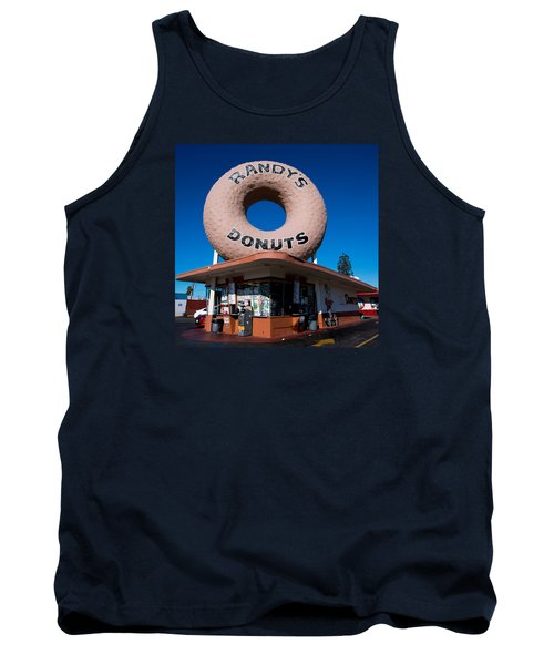 Randy's Donuts Tank Top