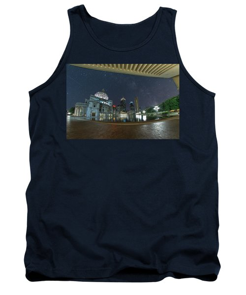 Reflecting Pool Tank Top