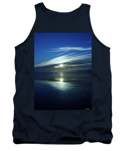 Reflections Tank Top by Barbara St Jean