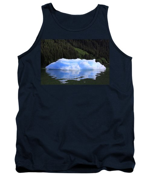 Reflections In The Sea Tank Top by Shoal Hollingsworth
