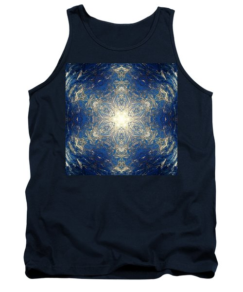 Reflective Ice I Tank Top