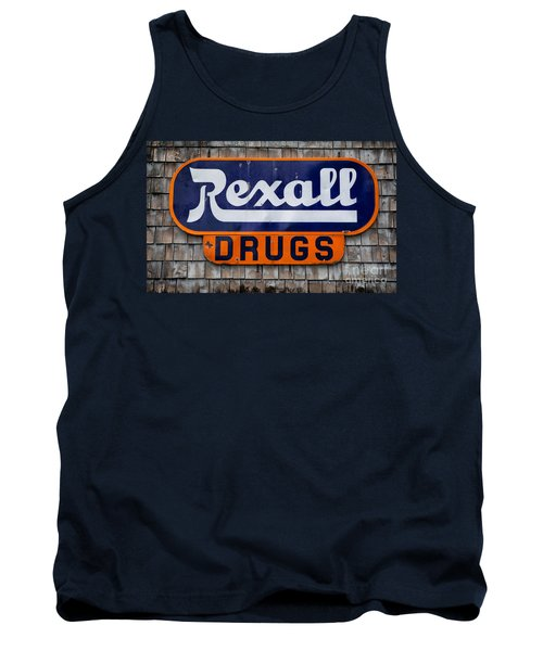 Rexall Drugs Tank Top