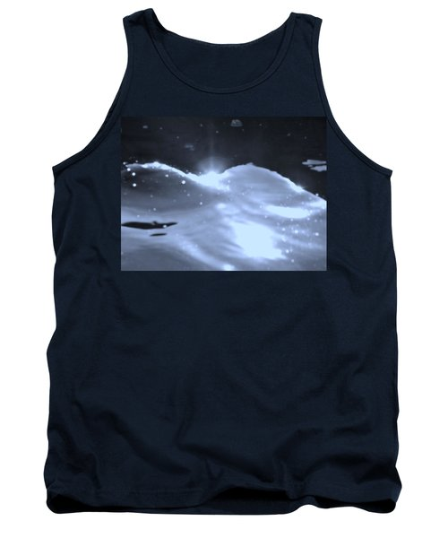 Moon Sunset Tank Top