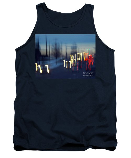 Road To Tomorrow Tank Top