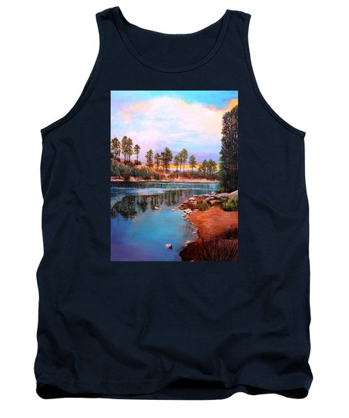 Rose Canyon Lake 2 Tank Top