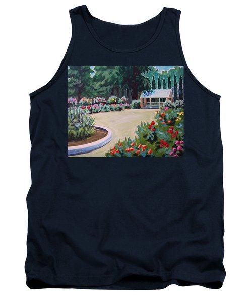 Rose Garden Tank Top