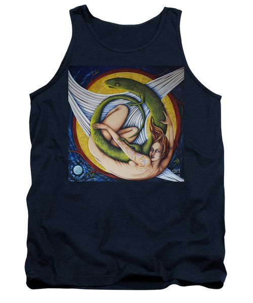 Salamander Session Tank Top