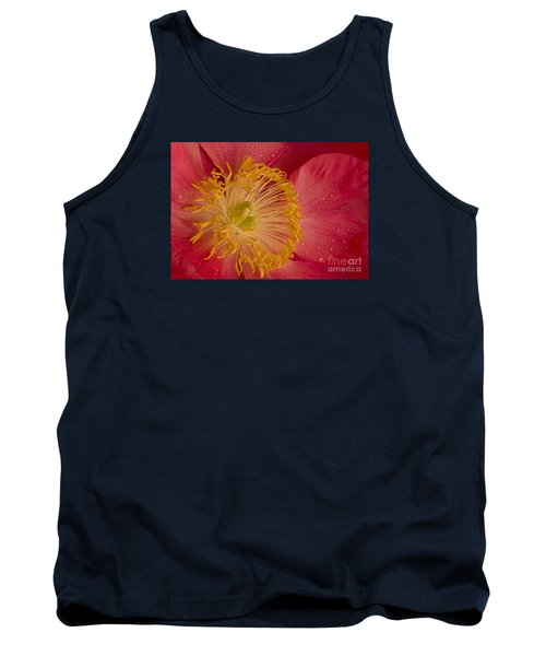 Tank Top featuring the photograph Salmon Dream by Nick  Boren