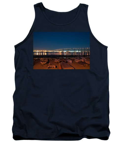 San Diego Bridge  Tank Top