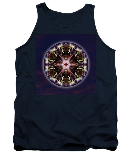 Scorpio Moon Warrior Tank Top