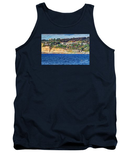 Tank Top featuring the photograph Scripps Institute Of Oceanography by Jim Carrell