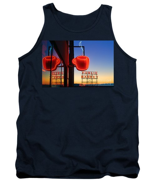 Seattle Coffee Tank Top