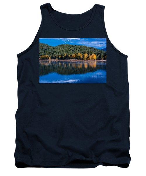 Siskiyou Lake Shoreline Tank Top