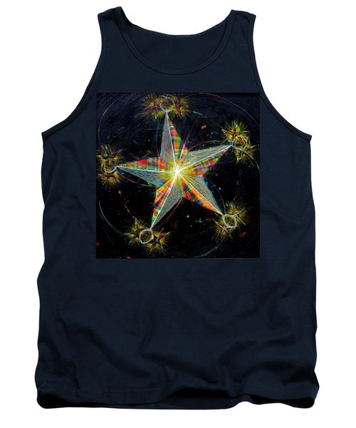 Sixth Day Of Creation Tank Top