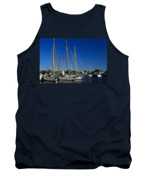 Skipjacks  Tank Top by Sally Weigand