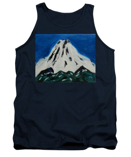 Somewhere Rainier Tank Top