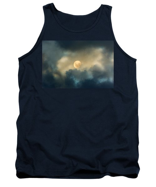 Song To The Moon Tank Top