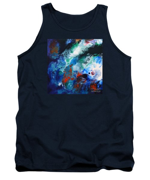 Spark Of Life Canvas One Tank Top
