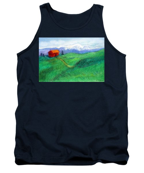 Spring Day Tank Top by C Sitton