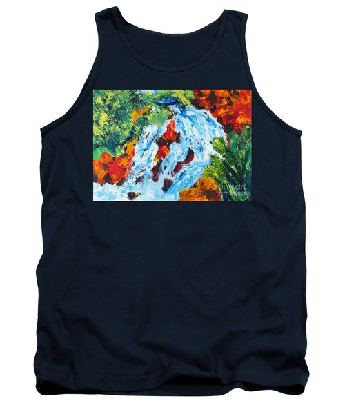 Spring Run-off 2 Tank Top