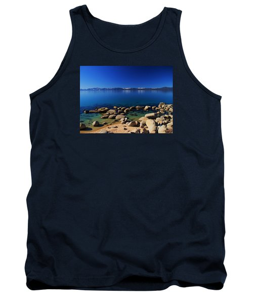 Tank Top featuring the photograph Spring Simplicity by Sean Sarsfield