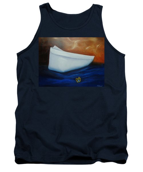 St. Marys Hospital School Of Nursing Tank Top