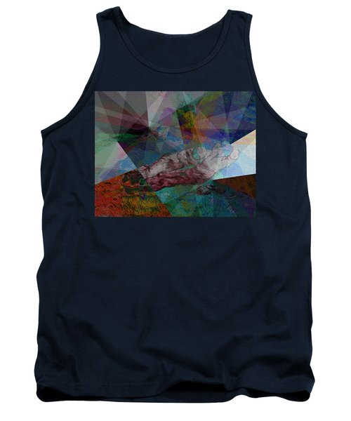 Stain Glass I Tank Top