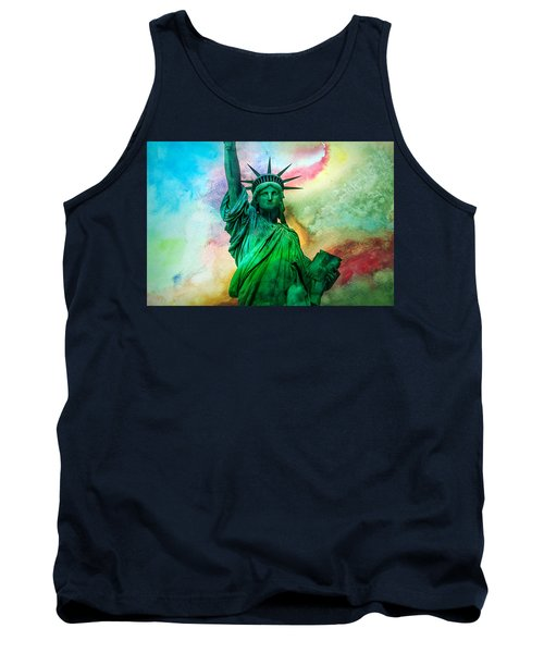Stand Up For Your Dreams Tank Top by Az Jackson