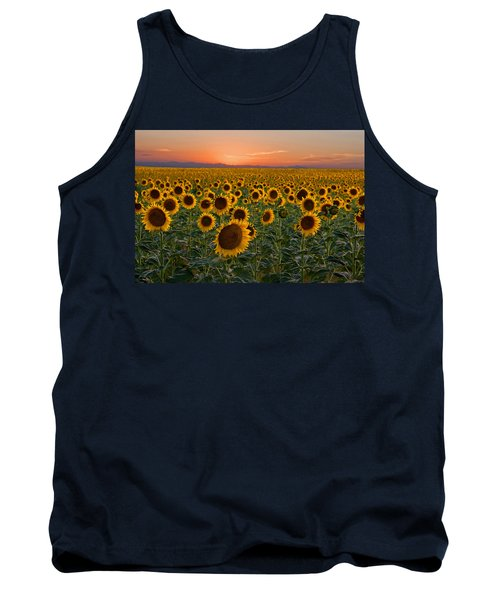 Standing At Attention Tank Top