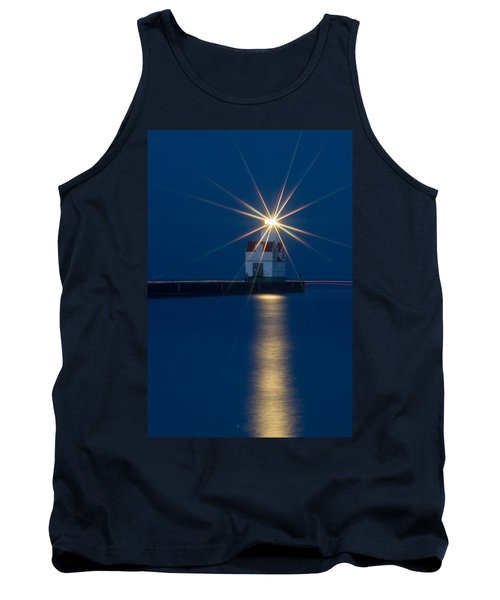 Star Bright Tank Top by Bill Pevlor