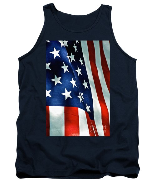 Star-spangled Banner Tank Top