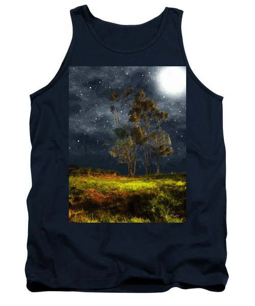 Starfield Tank Top