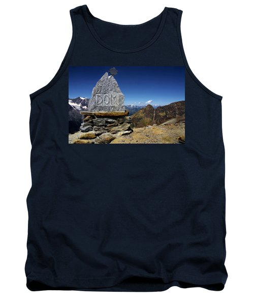 Statue The Dom Tank Top