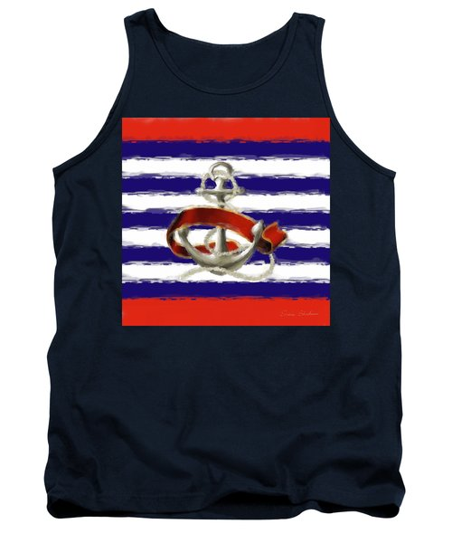 Stay Anchored Tank Top