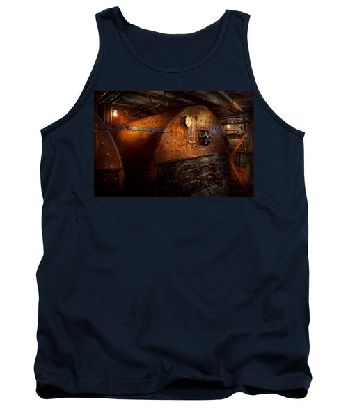 Steampunk - Plumbing - The Home Of A Stoker  Tank Top