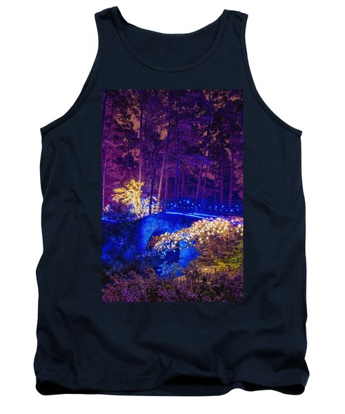 Stone Bridge - Full Height Tank Top