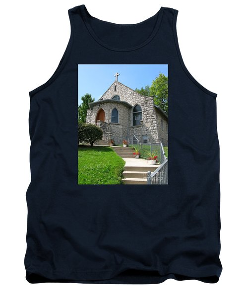 Stone Church Tank Top