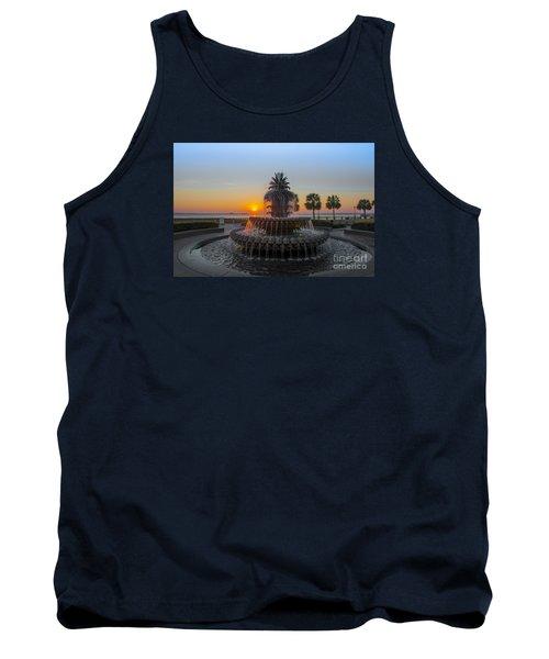 Sunrise Over Charleston Tank Top