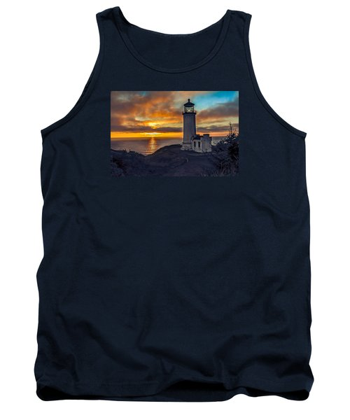 Sunset At North Head Tank Top