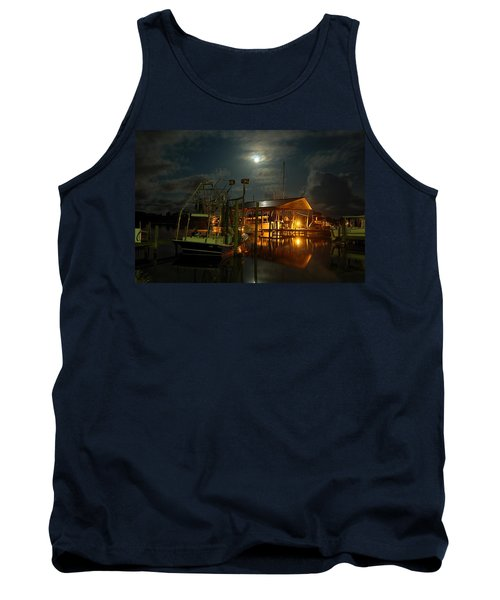 Super Moon At Nelsons Tank Top