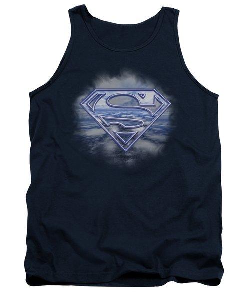 Superman - Freedom Of Flight Tank Top