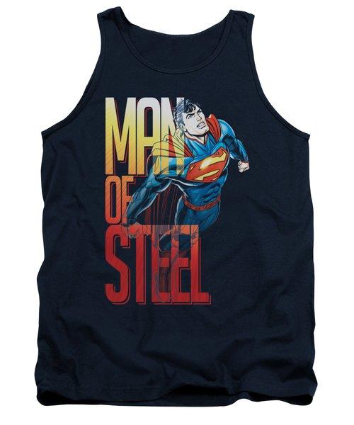 Superman - Steel Flight Tank Top
