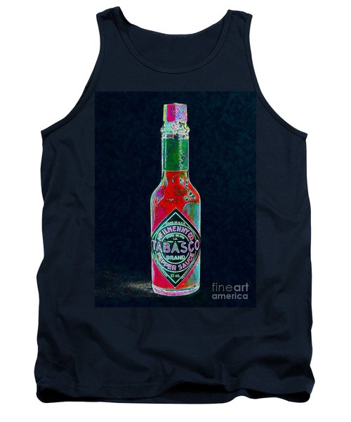 Tabasco Sauce 20130402 Tank Top