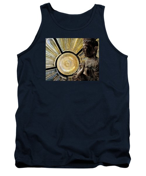 the Buddha  c2014  Paul Ashby Tank Top