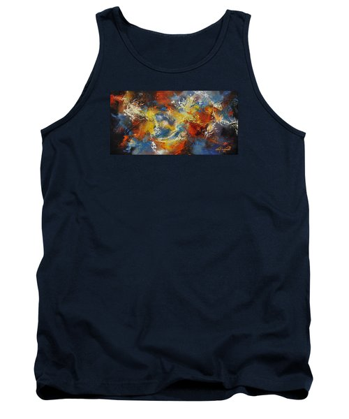 The Calm Through The Storm Tank Top